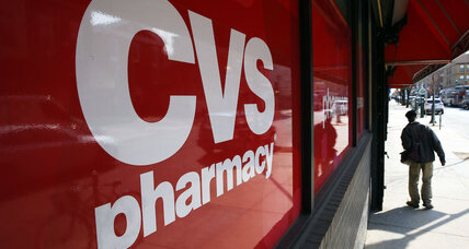 Target sells pharmacies, clinics to CVS for $1.19 billion (+video)