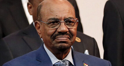 Sudanese president reportedly defies judge, leaves South Africa