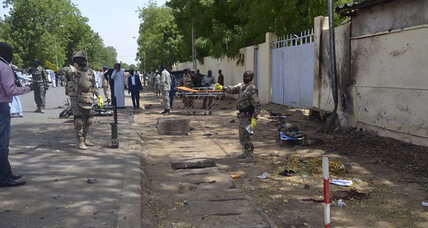 Suicide bombers in Chad may open new front for Boko Haram (+video)