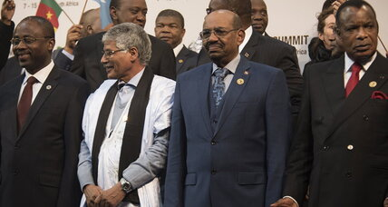 As Bashir lands in Sudan, South Africa's commitment to ICC in tatters (+video)