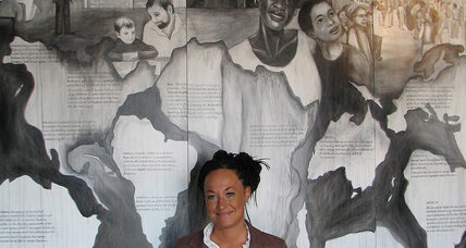 Rachel Dolezal resigns from NAACP. Is her race relevant? (+video)