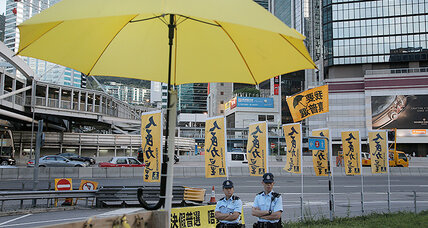 Hong Kong democracy: three questions on the brewing battle with Beijing