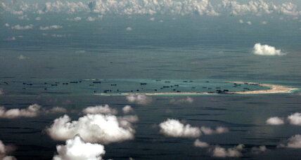 China calls halt to island building in South China Sea. Sign of compromise?