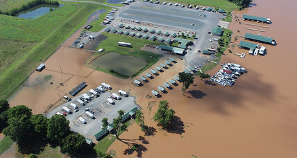 Sewage spotted in Texas, Oklahoma. flooding: What do crews focus on next?