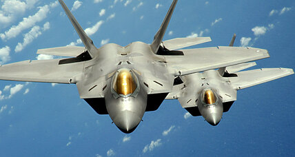 F-22s to Europe: Response to Russia in Ukraine?