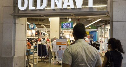 Can Old Navy show Gap the way? (+video)