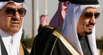 For Saudis, assertive posture is answer to aggressive Iran, cautious US