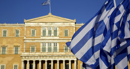 Will Greece exit the euro bloc? Or the EU even?