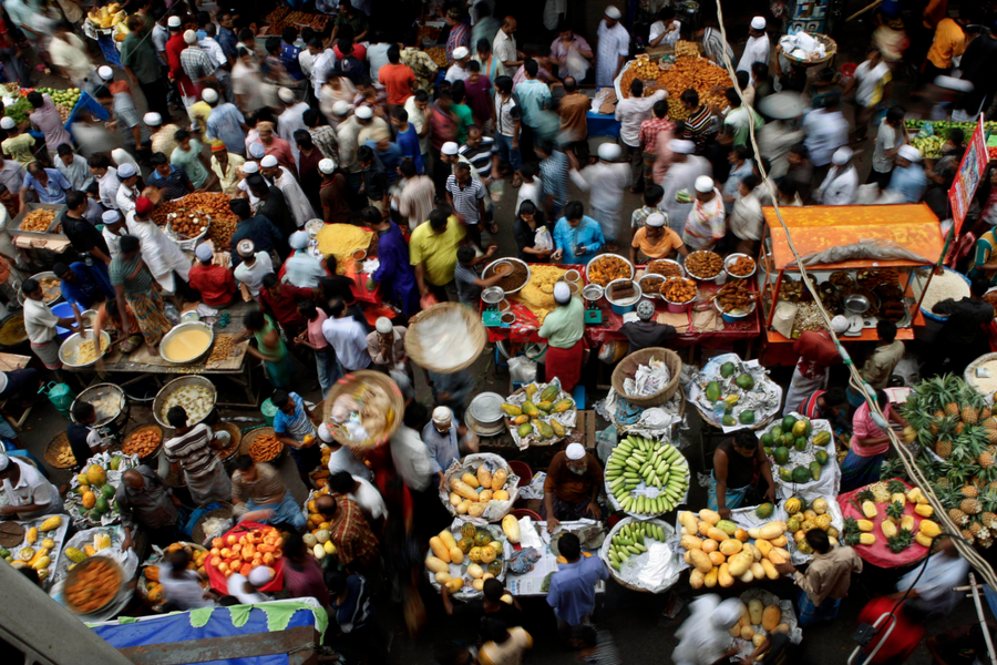 From famine to food basket: how Bangladesh became a model for reducing hunger