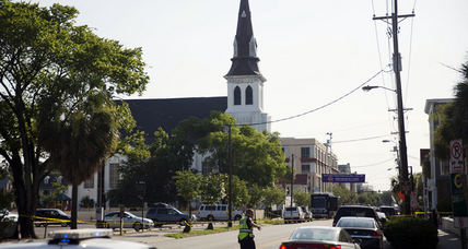 Suspect arrested in Charleston church murders