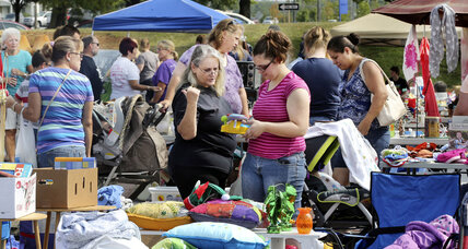 How to find items at yard sales to flip