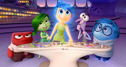 'Inside Out': Disney film based on science of facial expressions