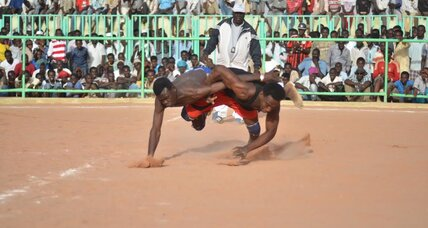 In Sudan, Nubans challenge prejudice in the wrestling ring