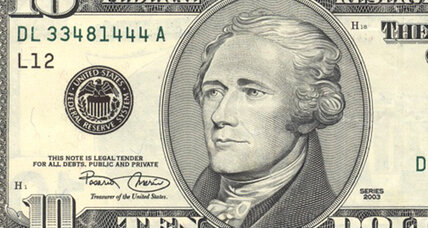 Woman on $10 bill: Why replace Alexander Hamilton?