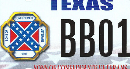 Supreme Court upholds rejection of Confederate flag license plate