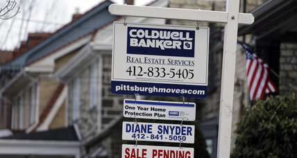 Average US mortgage rates eases after hitting year-high