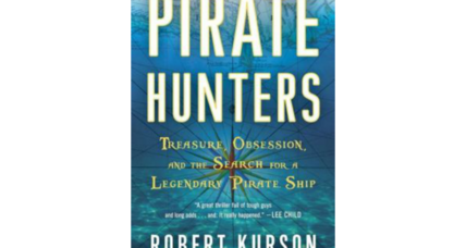 'Pirate Hunters' tells a compellingly true tale of a lost pirate ship