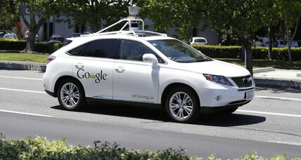 California discloses details of self-driving car accidents