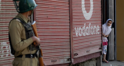 Military puts Kashmir under curfew amid unrest over targeted killings