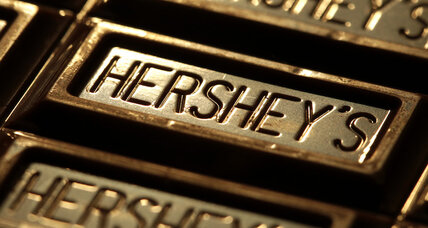 Hershey to cut 300 jobs amid not-so-sweet global sales