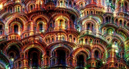 Google builds neural network, makes it hallucinate