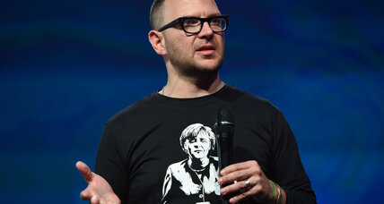 Podcast: Cory Doctorow on science fiction, surveillance and World War III