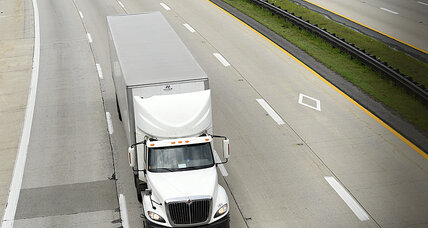 US proposes new carbon limits on trucks
