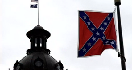 Charleston church shooting: Why is Confederate flag at full staff? (+video)