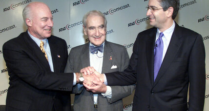How Comcast founder Ralph Roberts changed cable