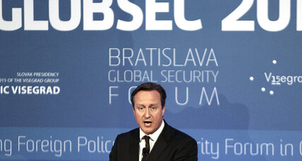 David Cameron urges British Muslims to do more to tackle IS ideology