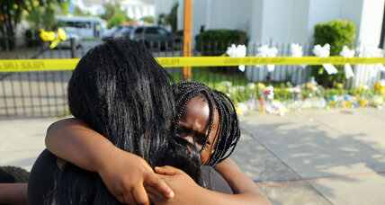 Should Charleston church shooting be called terrorism? (+video)