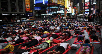 International Yoga Day: How yoga became a global phenomenon (+video)