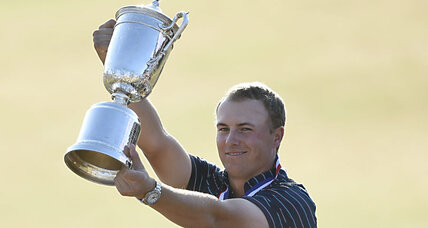 US Open: Jordan Spieth joins Woods, Palmer, and Nicklaus (+video)