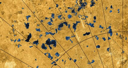 Sinkholes on Titan? Unlocking origins of lakes on Saturn's largest moon