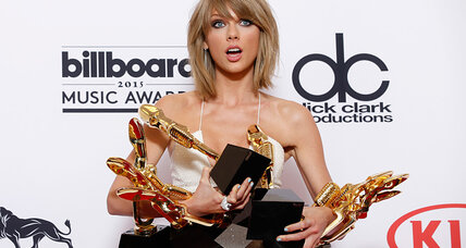 Taylor Swift: Newest champion for musicians' rights? (+video)