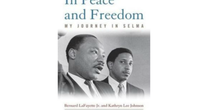 Reader recommendation: In Peace and Freedom: My Journey in Selma