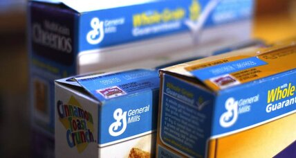 General Mills nixes artificial ingredients, and Americans nix cereal  (+video)