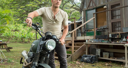 Chris Pratt's 'Jurassic World': On track for $1 billion box office record
