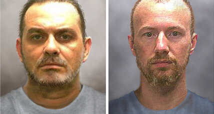 Authorities looking for escaped prisoners return to upstate New York