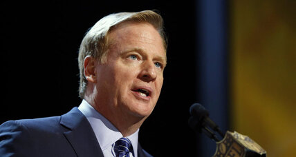 NFL chief Goodell will not recuse himself from Brady's 'Deflategate' appeal
