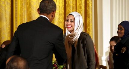 Obama uses annual Iftar dinner to speak out against intolerance