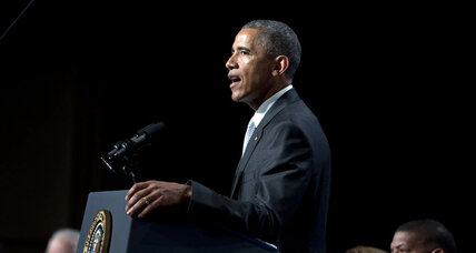 Obama's Charleston eulogy: His defining moment on race?