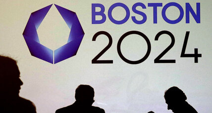 In Boston's faltering bid for 2024 Summer Games, a warning for Olympics (+video)