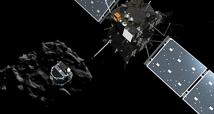 One final risky mission for Rosetta: Landing on a comet (+video)