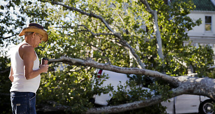 400,000 without power after storms lash N.J. and Pennsylvania