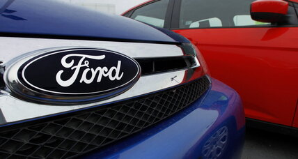Ford wades into the sharing economy with new car-sharing program