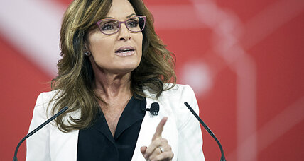 Fox News sacks Sarah Palin. Why?