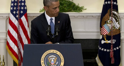 Why Obama is 'clarifying' US policy on families negotiating with terrorists (+video)