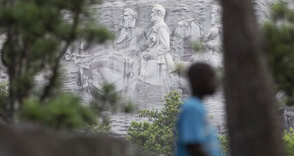 Dixie fading? Confederate symbols under siege across South.