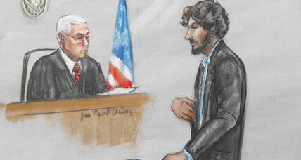 How Boston Bombing Trial Affects Cases In Baltimore